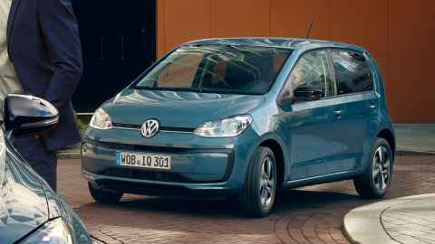 Vw Up Lampen : Up iq drive